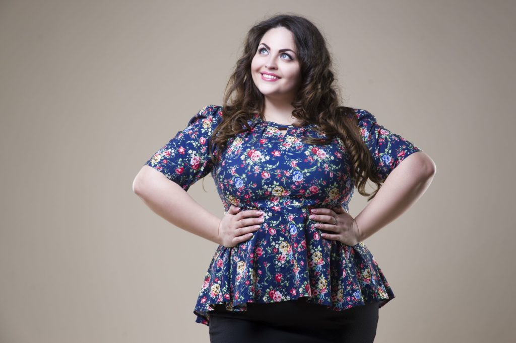 Plus size fashion for women who want to show off what they got.
