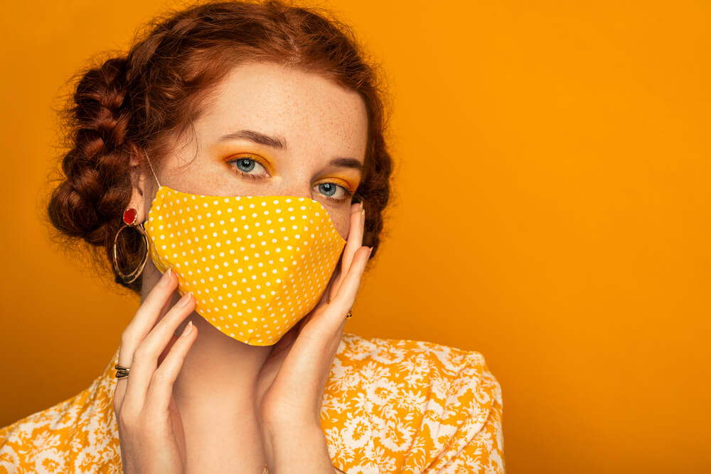 fashionable face masks to stay stylish and safe